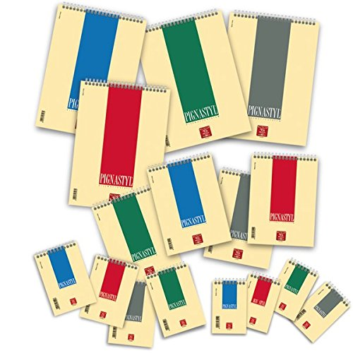 Pigna Pignastyl A5 60fogli Multicolore quaderno per scrivere
