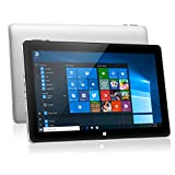 jumper EZpad 6 Pro 2 in 1 Tablet pc Windows 10, Ultra-sottile 11.6 pollici FHD 1920*1080 IPS 6GB+ 64GB, Intel Apollo Lake N3450 Quad-Core, Touchscreen USB 3.0 Micro USB Micro HDMI Micro SD (Ezpad 6)