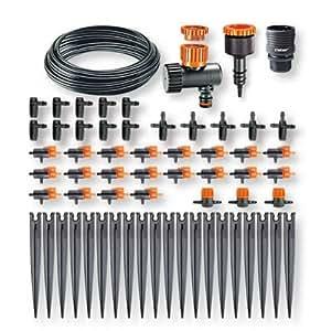 Cabler - Kit d'irrigation goutte à goutte - Kit pour 20 plans