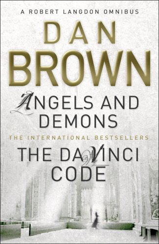"Preisvergleich Produktbild Robert Langdon Omnibus: ""Angels and Demons"", ""The Da Vinci Code"""