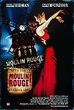 Moulin Rouge reproduction photo affiche du film 40 x 30 cm