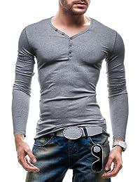 BOLF Longsleeve T-Shirt Langarm Shirt Sweatshirt Pullover Pulli STEGOL 545