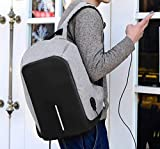 Best Other Laptop Backpacks - Romino Anti-Theft Water Resistant Travel Backpack with USB Review