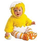 Rubies s it885195–18/24–Disfraz para niños Pollito Super Baby, S