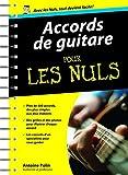 Accords de guitare Poche Pour les nuls...