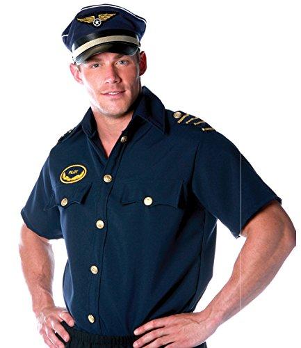 First Class Captain Kostüm - Underwraps