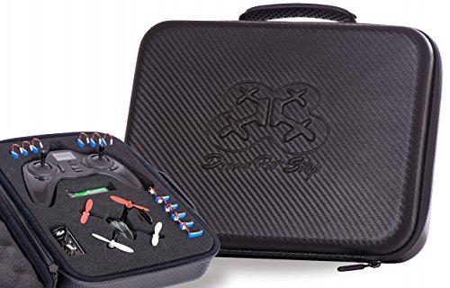 Hubsan X4 Tragetasche (tasche) für h107l, h107c, h108 Spyder Models - Wasserdicht | Dauerhaft | Kompakt | EVA-Material - tragen Sie Ihr Drone mit maximalen Schutz