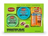 O'Keeffe's Skincare Working Hands, Healthy Feet and Lip Repair, Jar Multipack