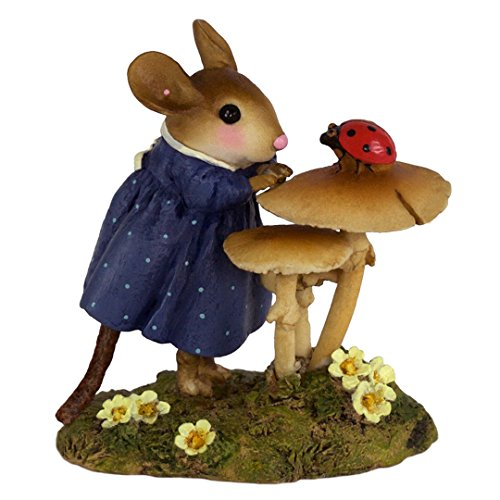Wee bosque Folk m-581 mariquita Chat New 2016