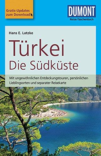 DuMont Reise-Taschenbuch Reiseführer Türkei, Die Südküste: mit Online Updates als Gratis-Download