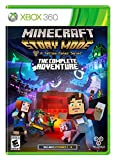 Minecraft Story Mode Complete Adventure (Xbox 360) UK IMPORT