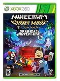 Minecraft Story Mode Complete Adventure (Xbox 360) UK IMPORT