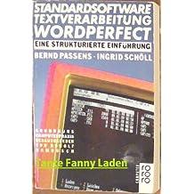 Standardsoftware Textverarbeitung WORDPERFECT