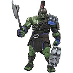 Figura Gladiator Hulk 18 cm. Thor: Ragnarok. Marvel Select. Diamond Select