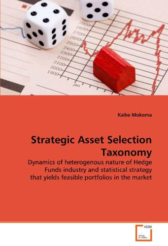 Strategic Asset Selection Taxonomy: Dynamics of heterogenous nature of Hedge Funds industry and statistical strategy that yields feasible portfolios in the market