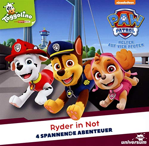Price comparison product image Paw Patrol CD 12 - Ryder in Not