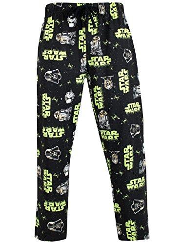 Star Wars Mens Stormtrooper & Darth Vader Lounge Pants