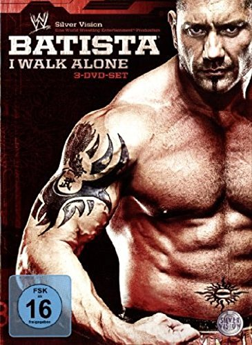 WWE - Batista I Walk Alone (3 DVDs)