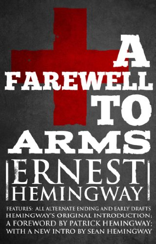 Farewell to Arms: The Hemingway Library Edition (English Edition)