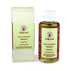 Sapone Empire olio per il corpo e massaggi Verbena, 1er Pack (1 x 100 ml)