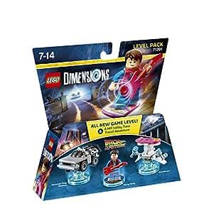 Figurine 'Lego Dimensions' - Marty Mc Fly - Retour vers le Futur