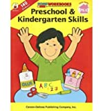 (Preschool & Kindergarten Skills [With Stickers]) By Carson-Dellosa Publishing Company (Author) Paperback on 17-Jan-2002