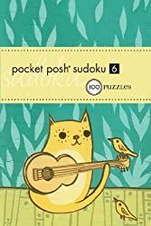 Pocket Posh Sudoku 6: 100 Puzzles