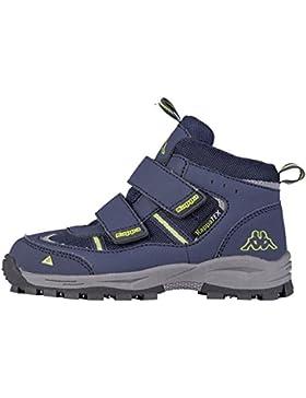 KappaACTION Tex K Footwear Kids, Zapatillas Deportivas Altas Niños-Niñas
