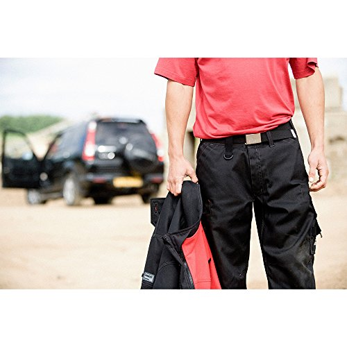 Mascot 07279-154-18-90C46 Rhodos Pantalon de service Taille Longueur 90 cm/C46 Anthracite Foncé