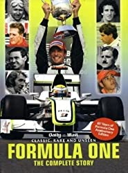 DAILY MAIL COMPLETE HISTORY OF FORMULA ONE (60TH ANNIVERSARY EDITION)