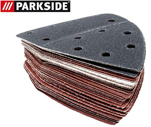 30/piezas lija Set Madera cabe para Parkside Lidl/ Modelos Ver Descripci/ón del producto /Amoladora de mano