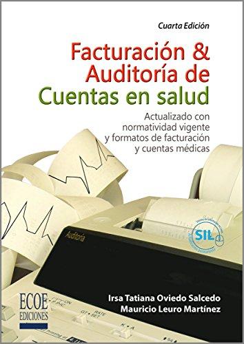 Facturación y auditoría de cuentas en salud por Irsa Tatiana Oviedo Salcedo
