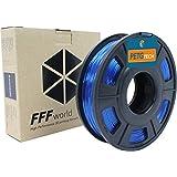 250 g. PETG Tech Azul 1.75 mm. - Filamento PETG de alto rendimiento para impresora 3D - petg filament