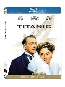 Titanic (1953) blu ray avec fourreau [Blu-ray]