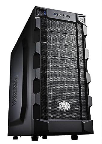Cooler Master K-280 Boîtiers PC 'ATX, microATX, USB 3.0, Mesh Side Panel' RC-K280-KKN1