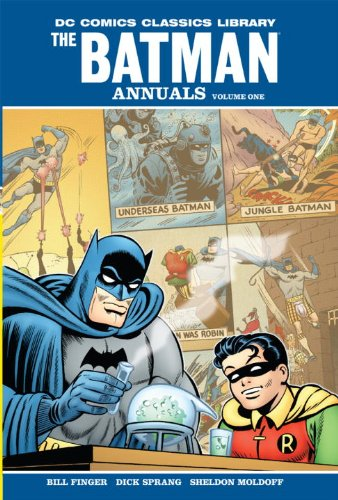The Batman Annuals -. Volume 1