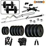 Kore 30Kg Combo2-WB Home Gym & Fitness Kit