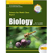 Science for Ninth Class Part3 Biology  (Examination 2019-2020)