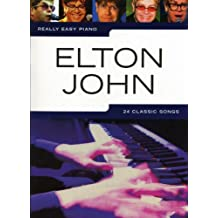 Really Easy Piano JOHN ELTON.