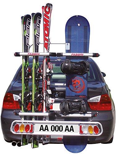 mb-m Fabbri 6201960 Exclusiv Ski & Board
