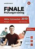 FiNALE Prüfungstraining Abitur Baden-Württemberg: Biologie 2019