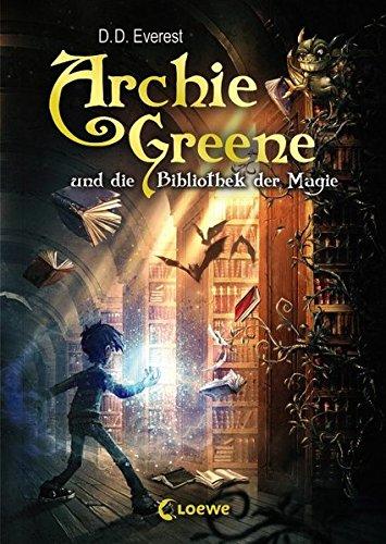 Sechs Harry-potter-buch (Archie Greene und die Bibliothek der Magie)