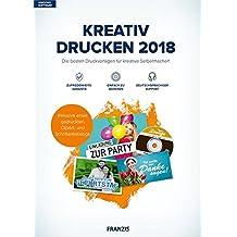 FRANZIS Kreativ Drucken (2018) Software