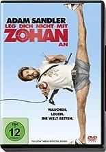 Leg dich nicht mit Zohan an (Kinoversion) hier kaufen