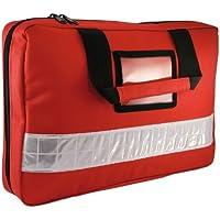 SANISMART Intubationstasche rot Nylon 31 x 21 x 8 cm preisvergleich bei billige-tabletten.eu