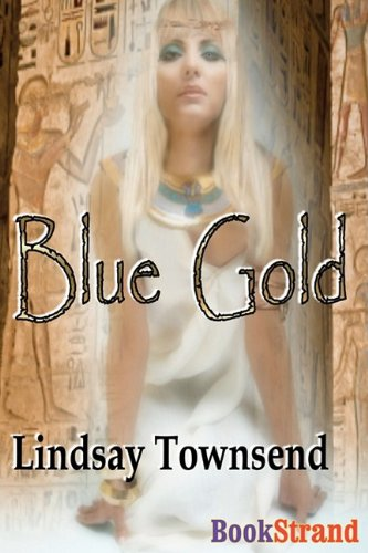 Blue Gold (Bookstrand Publishing) Cover Image