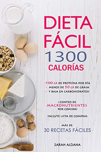 Menú de dieta de proteínas
