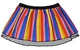 Format enfant Rainbow Jupe Tutu non plissé Déguisement