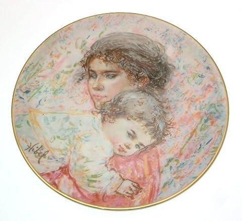 Royal Doulton Marilyn et enfant Edna Hibel collecteurs International Limited Edition 15000 de pièces