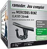 Rameder Attelage démontable avec Outil pour Mercedes-Benz Classe C Break + Faisceau...